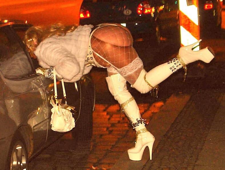 prostitute heels